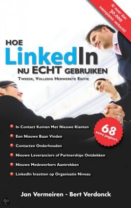 LinkedIn boek groot