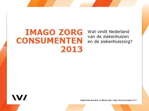 NVZ rapport 2013