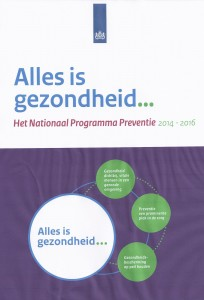 Nationaal Programma Preventie 2014-2016